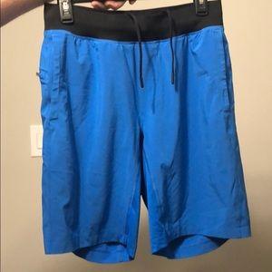 Lululemon The Short (linerless) in Bright Blue